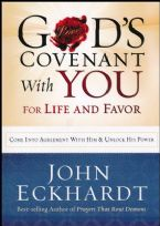 God's Covenant with You for Life and Favor - Slightly Imperfect (Book) by John Eckhardt