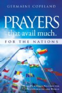 CPrayers That Avail Much for the Nations: Powerful Prayers for Transforming the World(Book) by Germaine Copeland - Click To Enlarge
