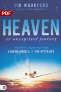 CHeaven, an Unexpected Journey: One Man's Experience with Heaven, Angels & the Afterlife (PDF Download) by Jim Woodford, Dr. Thom Gardner - Click To Enlarge