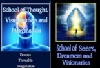 School of Thought AND the School of Seers (Combo Set) by Jeremy Lopez
