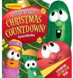 A Very Veggie Christmas Countdown! Veggie Tales (Book) By Laura Neutzling