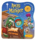 CAway in a Manger: Veggie Tales (Book) By Lisa Reed - Click To Enlarge
