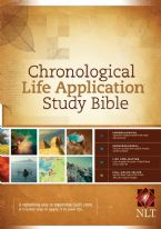 Chronological Life Application Study Bible (Bible - Hardcover) by Tyndale House Publisher
