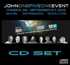 John One Five One Event (7 Teaching CD's) by Jason Upton, Dennie Reanier, Sean Smith and Stacey Campbell