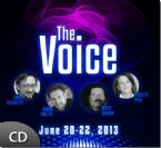 The Voice Conference (7 Teaching CD) by Larry Randolph, Bobby Connor, Andre VanZyl,Jason Upton,Steve Mitchell,Caleb Brundidge